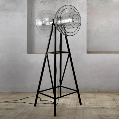 TRANSMISSION FLOOR LAMP