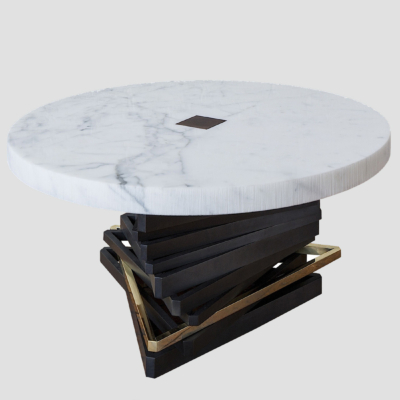 TRI-ECK SIDE TABLES