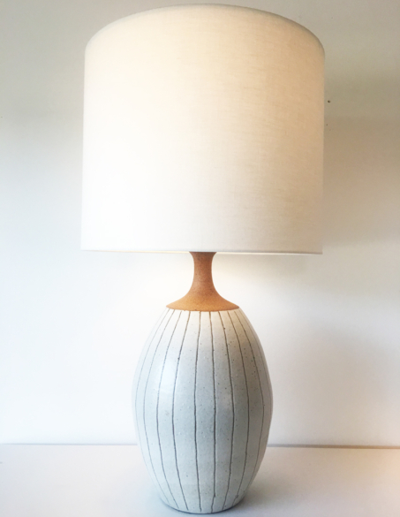 SCRAFFITO TABLE LAMP