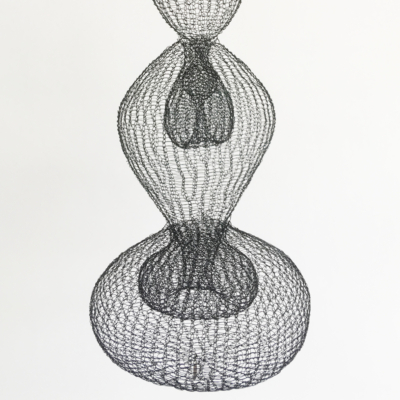 D 1016-01 WIRE SCULPTURE