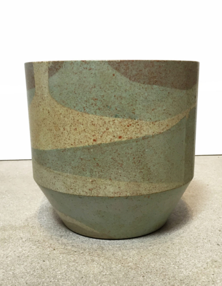 RUST COLLECTION VESSEL #131