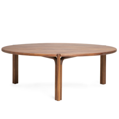 ALL WOOD COFFEE TABLE