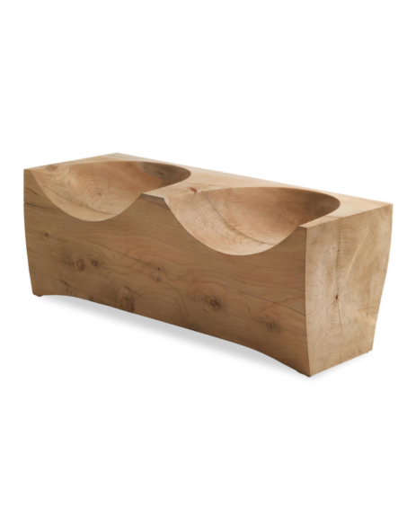 DOUBLE SCOOP CUBE SEAT