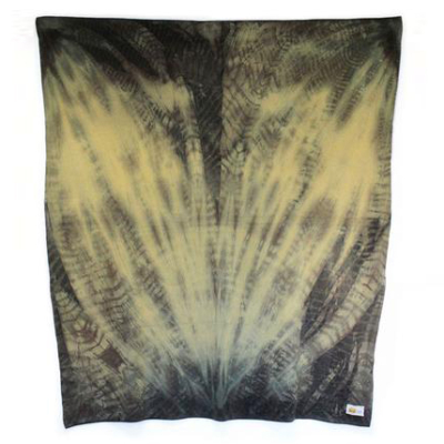 BANNANA SPLIT BLANKET BY TOBY JONES