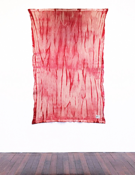PINK GRAPEFRUIT BLANKET BY TOBY JONES