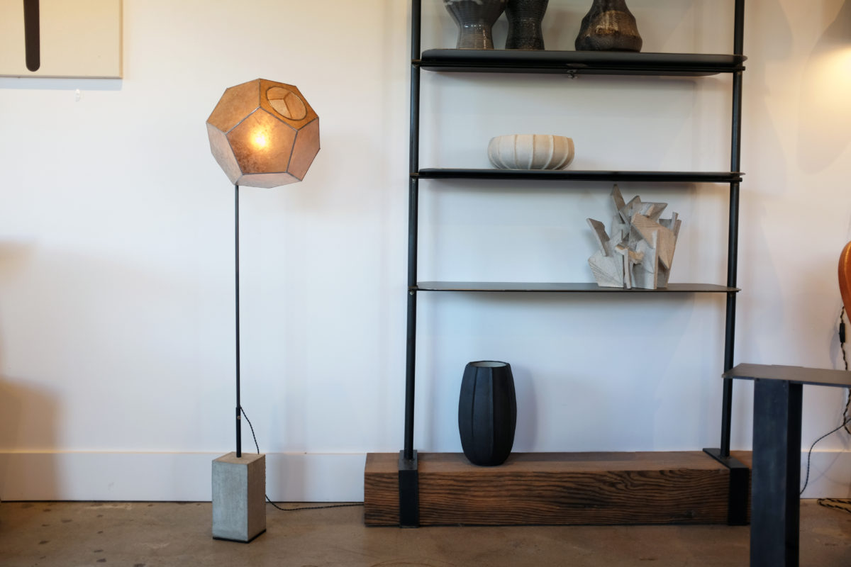 Stahl band boom floor lamp aloadofball Image collections
