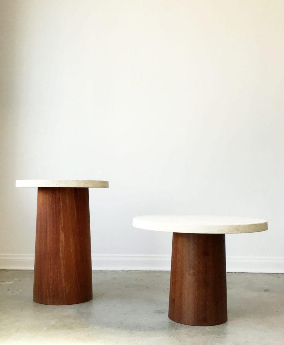 SPULE SIDE TABLE