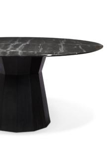 JUWEL PEDESTAL DINING TABLE