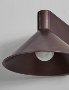 CONICAL WALL SCONCE