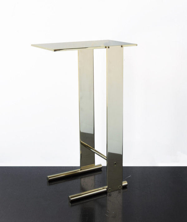 CANTILEVER SIDE TABLE