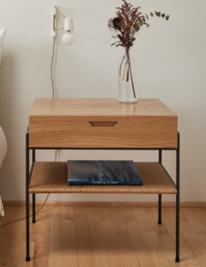 UNTITLED BEDSIDE TABLE
