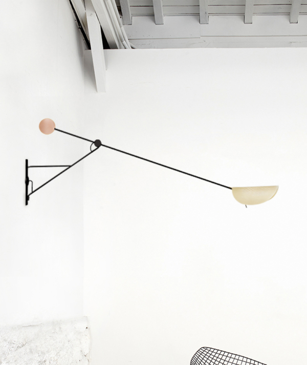 MOON BRACKET LAMP