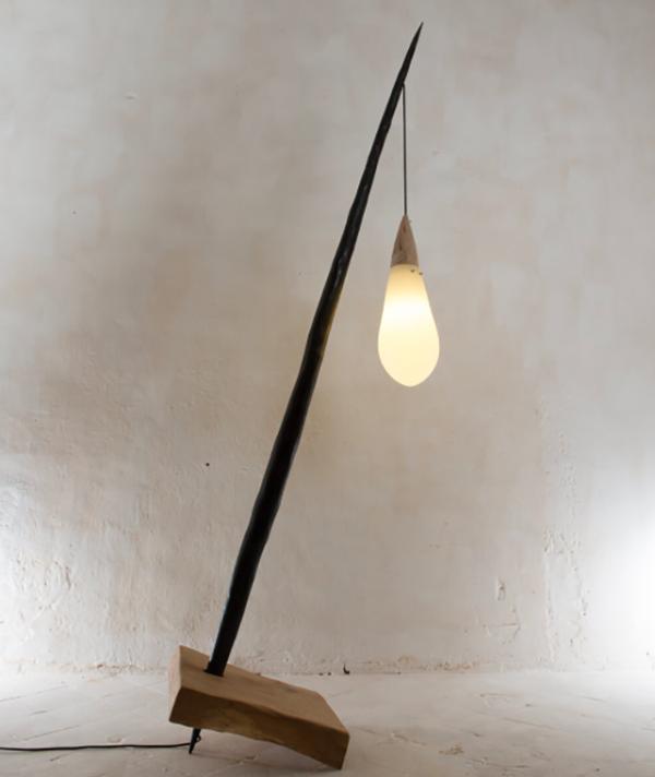 DUAL FLOOR LAMP