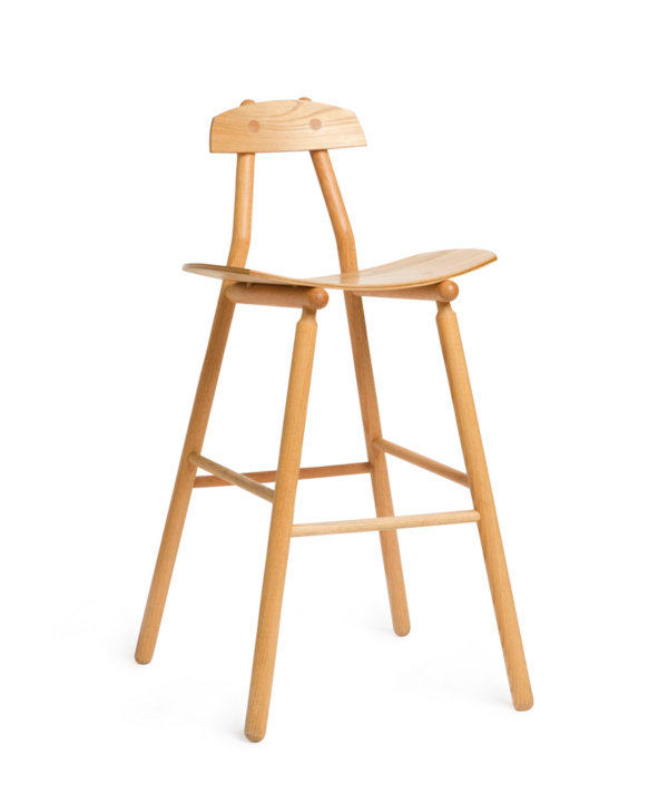 CURVE BAR STOOL