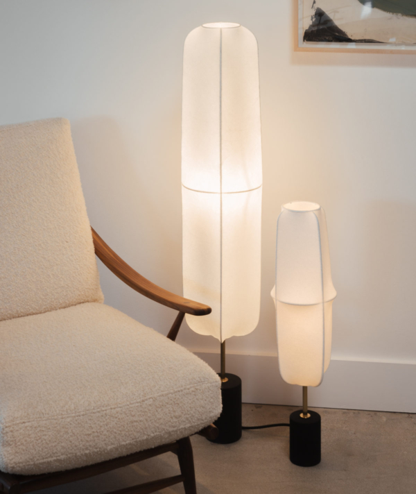 WEBCOAT FLOOR LAMP