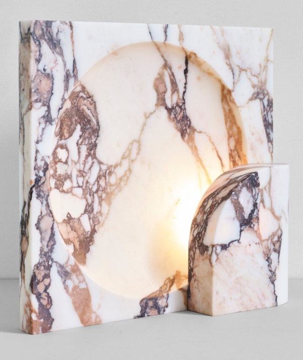 BLOCK TABLE SCONCE
