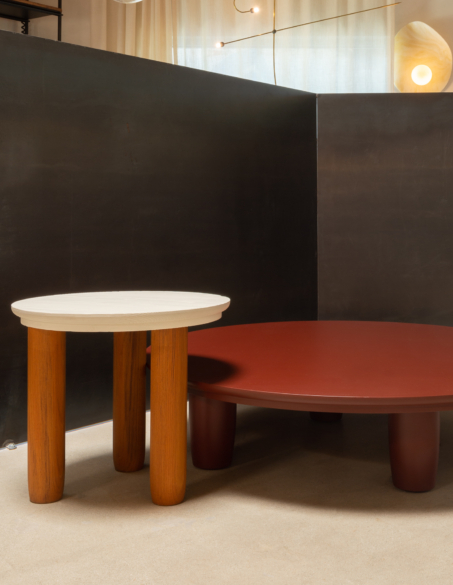 BAUME SIDE TABLE