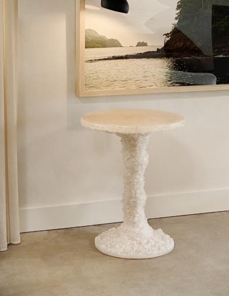 SALT FILTER SIDE TABLE