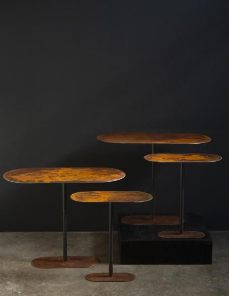 TABLES GIGOGNES CÉLESTES I