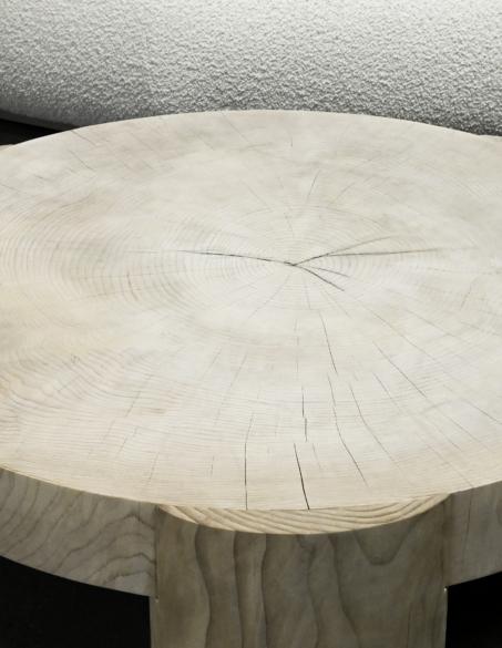 ERDE CEDAR COFFEE TABLE