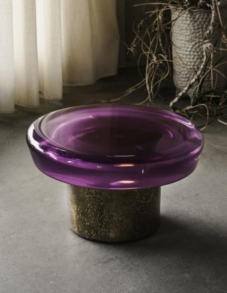 Jade Side Table Low
