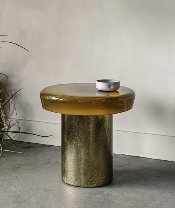 Jade Side Table Tall