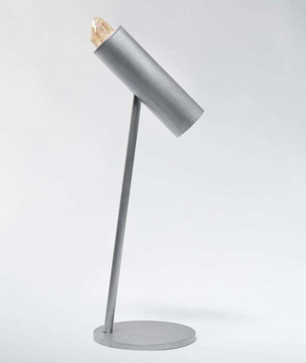 NAMIBIAN DESERT CRYSTAL LAMP