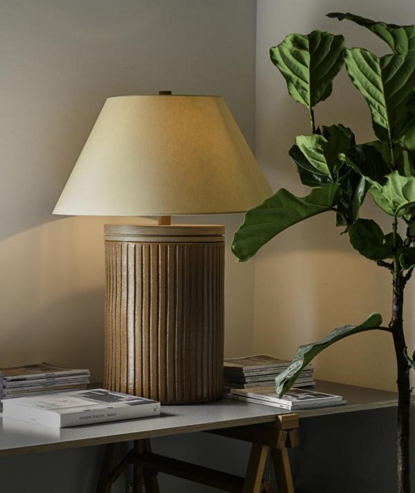SS2 CERAMIC LAMP